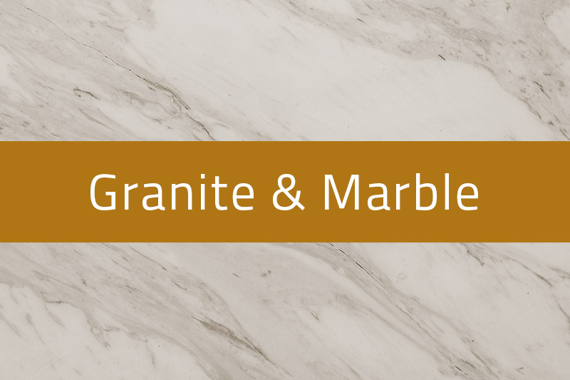 Stone Fabricators in RI and MA - KB Surfaces - Granite
